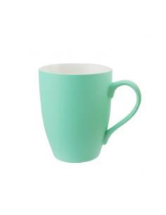 """Mug """"Comme du velours"""" vert"""