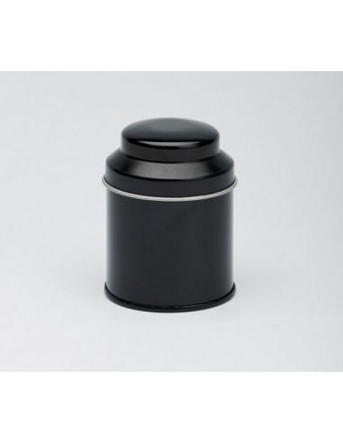 Boite à Thé Vrac - Boite métal thé en vrac - Boite Victorienne Noire 30g
