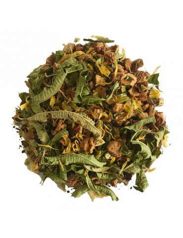 Infusion bio aux herbes